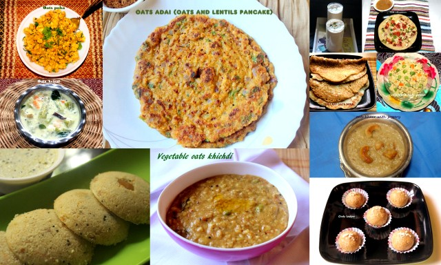 collage recipes