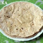 Phulka or soft roti recipe – how to make phulkas or soft rotis recipe
