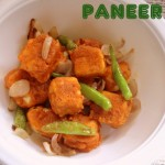Paneer 65 recipe (spicy paneer starter) – Indian snack recipes