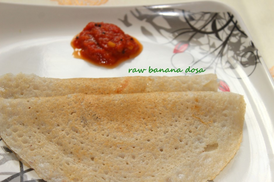 raw-banana-dosa