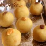 Besan ladoo recipe – How to make besan ladoo with khoya/mawa recipe – Diwali sweets