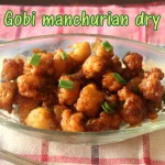 Gobi manchurian dry recipe – How to make gobi manchurian dry recipe – Indian snacks