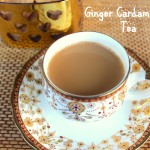 Ginger Cardamom Tea recipe – How to make ginger tea (adrak chai) recipe