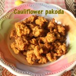 Cauliflower pakoda recipe – How to make cauliflower pakora (gobi pakoras) recipe – gobi recipes