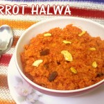 Gajar ka halwa – How to make carrot halwa with condensed milk recipe – winter recipes