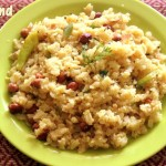 Tamarind poha or Gojjavalakki or puli aval recipe – How to make tamarind poha recipe – Karnataka  recipes