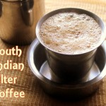 South Indian Filter Coffee – How to make filter coffee recipe – Indian beverages