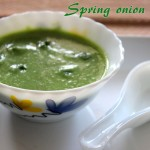 Spring onion soup recipe – How to make spring onion soup recipe – soup recipes