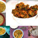 Collection of 11 fenugreek leaves/methi recipes – methi leaves recipes