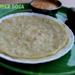 Cucumber dosa recipe (southekayi dose) – How to make cucumber dosa recipe – dosa recipes
