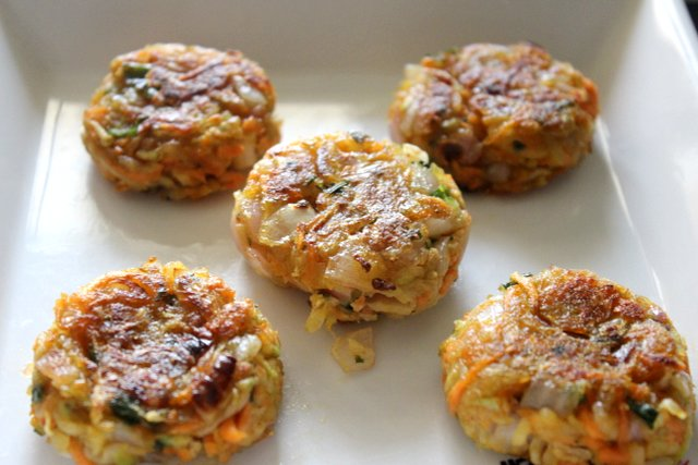 Vegetable tikki or veg cutlet recipe – How to make vegetable
