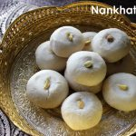 Nankhatai recipe – How to make nankhatai recipe – eggless cookies