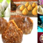 Modak recipes for Ganesh Chaturthi – Different modak varieties – modak recipes