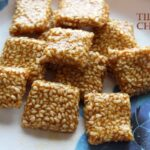 Til ki chikki – How to make til gud ki chikki recipe – Till ki chikki