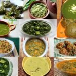 Palak (spinach) recipes -Indian spinach recipes – 12 Indian spinach/palak recipes