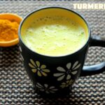 Turmeric milk or haldi doodh recipe – How to make golden turmeric milk recipe(turmeric latte)