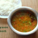 Mysore rasam recipe – How to make Mysore rasam recipe – South Indian recipes