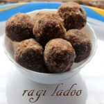 Ragi ladoo recipe – How to make ragi ladoo / nachni laddo recipe – ragi recipes