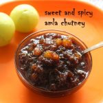 Sweet and spicy amla chutney – How to make amla chutney recipe – amla recipes