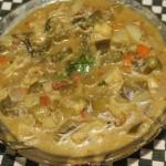 Vegetable kurma (Mixed vegetable korma)