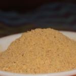 Togari bele pudi or paruppu podi or kandi podi or tur dal powder