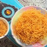 Oma podi or carom seeds(ajwain) flavoured sev recipe – diwali snacks recipe