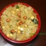 Poha chivda or aval mixture – easy diwali snacks recipe
