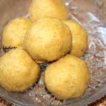 Yellow moong dal ladoo recipe – Easy to make Indian deepavali/diwali sweet