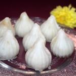 Sweet modaka or ukadiche modak recipe