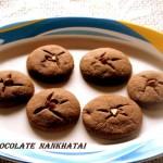 Chocolate nankhatai recipe