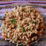 Spicy puffed rice (mandakki oggarane) / seasoned puffed rice recipe