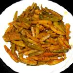 Tendli Aloo (ivy gourd with potato) subzi recipe- Tindora sabzi recipe – Tindora aloo masala
