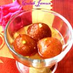Gulab Jamun recipe / how to make khoya gulab jamun recipe