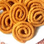 Roasted gram dal/pottukadalai murukku – Instant and easy murukku recipe
