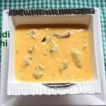 Bhindi kadhi recipe – how to make bhindi kadhi recipe