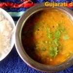 Gujarati dal recipe – how to make gujarathi dal recipe