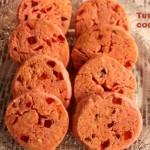 Tutti frutti cookies recipe – eggless tutti frutti biscuits recipe