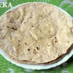 Phulka or soft roti recipe – how to make phulkas or soft rotis recipe