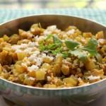 Padwal subzi/padavalakai palya/snakegourd stir-fry recipe – snakegourd recipes