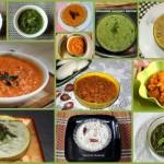 Collection of 12 veg chutney recipes – Indian chutney recipes