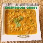 Mushroom masala | mushroom curry recipe | mushroom recipes
