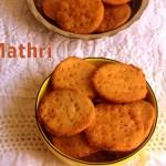 Mathri recipe – How to make crispy mathri recipe – Diwali snacks