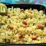 Amla rice | Nellikai chitranna | Nellikai sadam recipe – Amla recipes