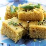 Oats dhokla recipe – How to make oats dhokla recipe  – oats recipes