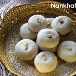 Nankhatai recipe – How to make nankhatai recipe – eggless cookies
