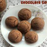 Chocolate cookies recipe – How to make eggless chocolate cookies recipe