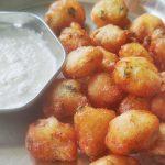 Idli batter bonda recipe – How to make idli batter bonda recipe – Indian tea time snack